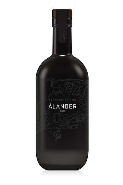 Far North Alander Spiced Rum