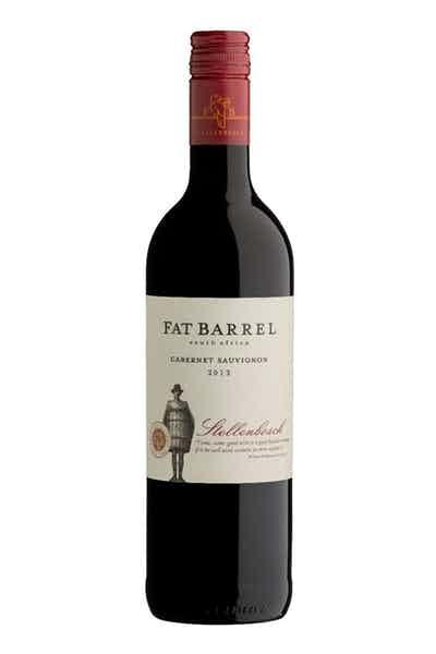 Fat Barrel Cabernet Sauvignon