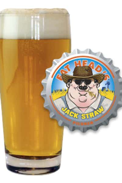 Fat Head's Jack Straw Pilsner