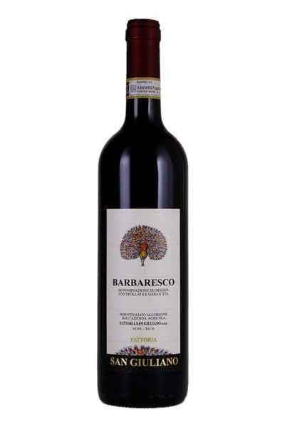Fattoria San Giuliano Barbaresco