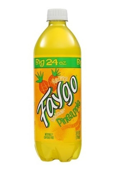 Faygo Pineapple Soda
