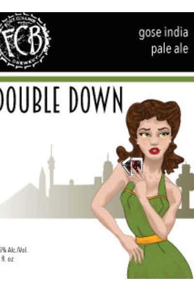 FCB Double Down Gose IPA