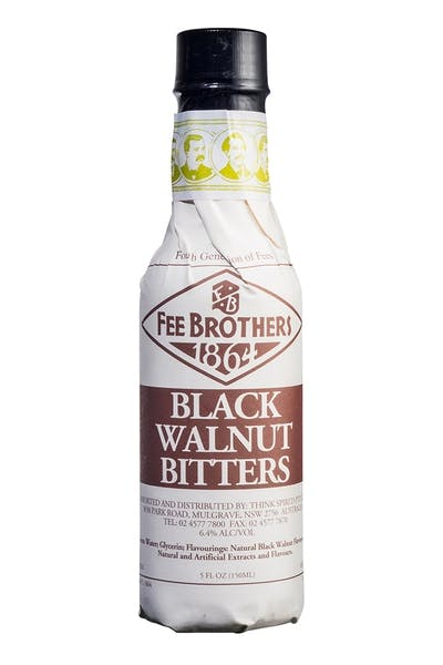 Fee Bros Black Walnut Bitters