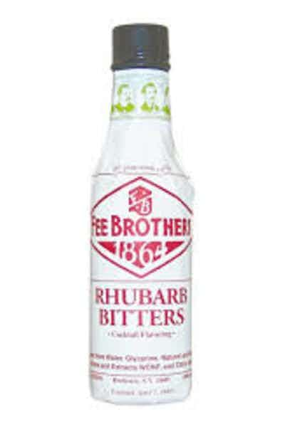 Fee Brothers Rhubarb Bitters