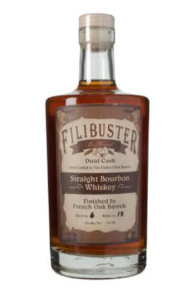 Filibuster Straight Bourbon Barrel