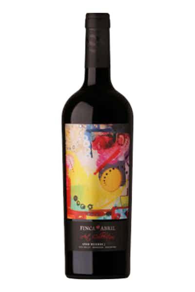 Finca Abril Art Collection Red Blend