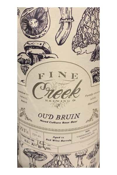 Fine Creek Brewing Oud Bruin