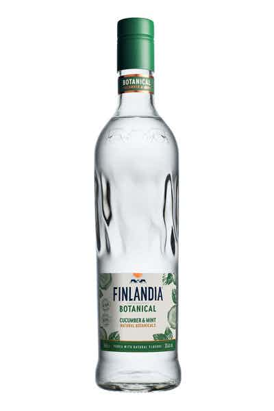 Finlandia Botanical Cucumber and Mint Vodka