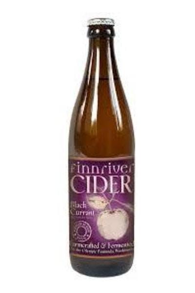 Finnriver Sparkling Black Currant Cider