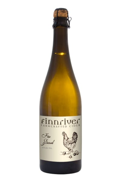Finnriver Fire Barrel Cider