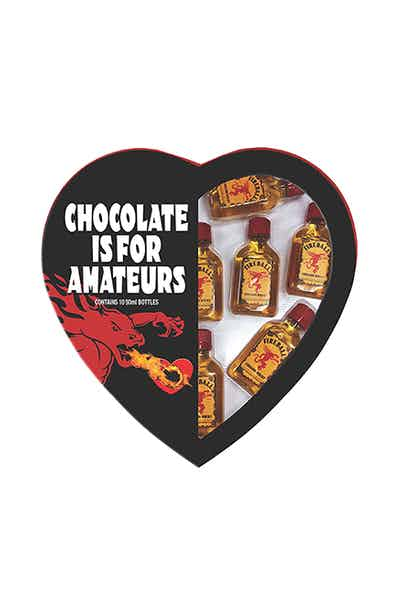 Fireball Cinnamon Whisky Anti Valentine S Day Pack Price Reviews Drizly