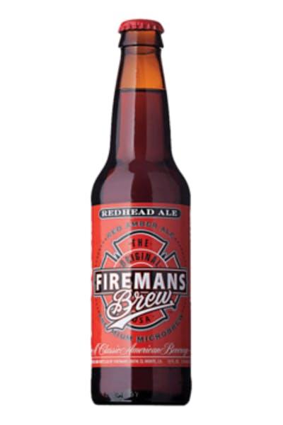 Firemans Redhead Ale