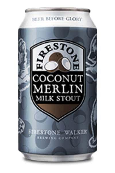 Firestone Walker Coconut Merlin Stout