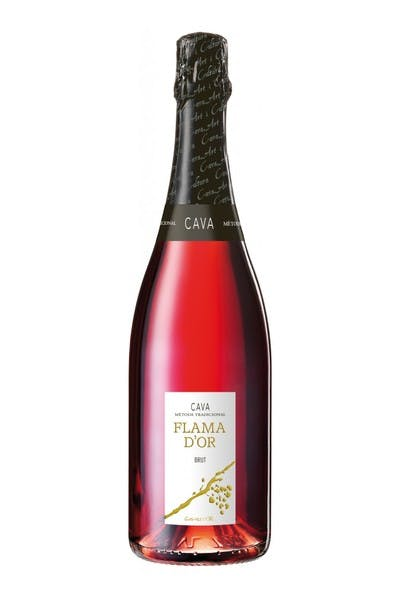 Flama D'Or Rose Cava