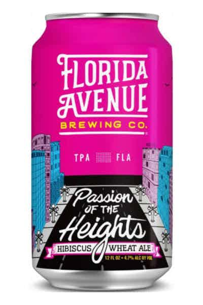 Florida Avenue Passion of the Heights