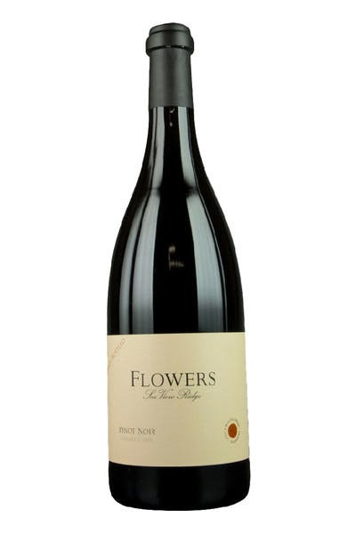 Flowers Pinot Noir Sea Ridge