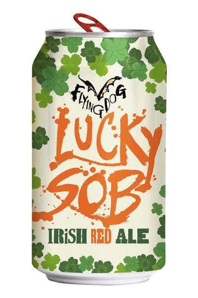 Flying Dog Lucky SOB Irish Red
