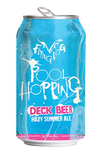 Flying Dog Pool Hopping Hazy Summer Ale