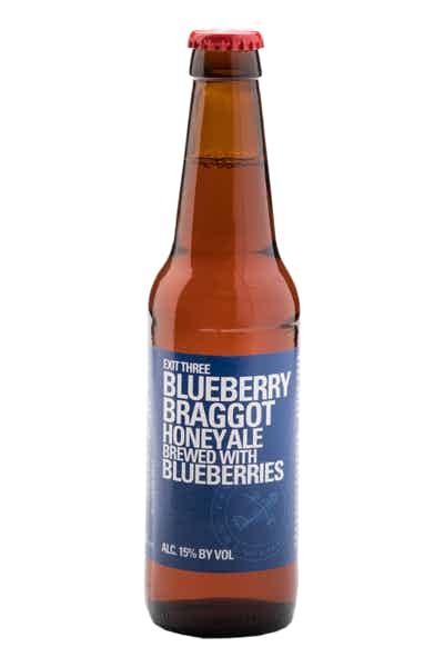 Flying Fish Blueberry Braggot