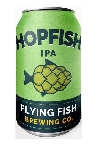 Flying Fish Hopfish IPA