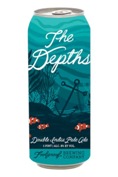 Foolproof The Depths Double IPA