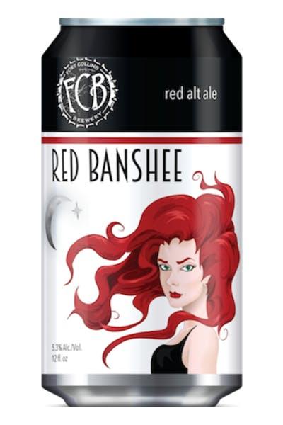 Fort Collins Red Banshee