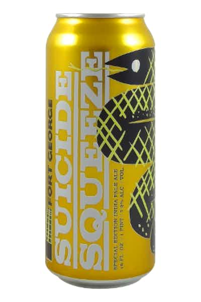 Fort George Suicide Squeeze IPA