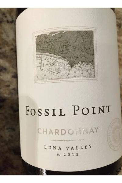 Fossil Point Chardonnay 2012