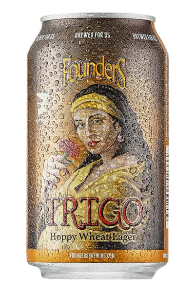 Founders Trigo Hoppy Wheat Lager