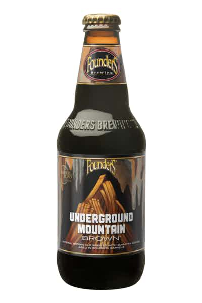 Founders Underground Mountain Brown