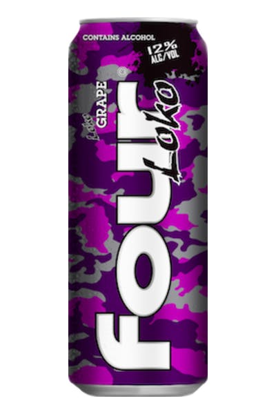 Four Loko Grape
