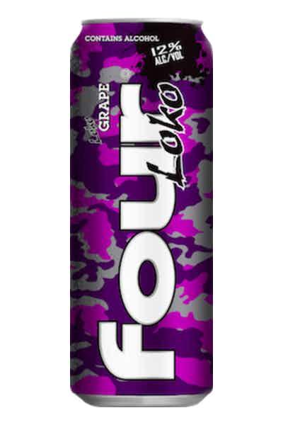 Four Loko Grape