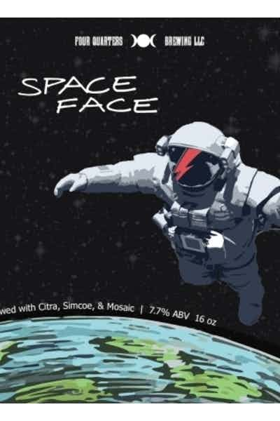 Four Quarters Space Face