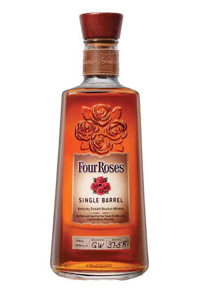 Four Roses Single Barrel Bourbon Price & Reviews | Drizly