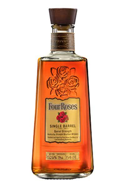 Four Roses Private Barrel Selection, Barrel Strength, OBSQ