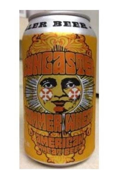 Four String Suncaster Summer Wheat Ale