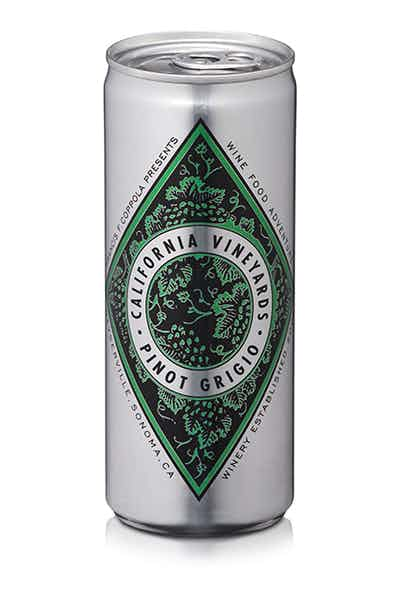 Francis Coppola Diamond Collection Canned Pinot Grigio