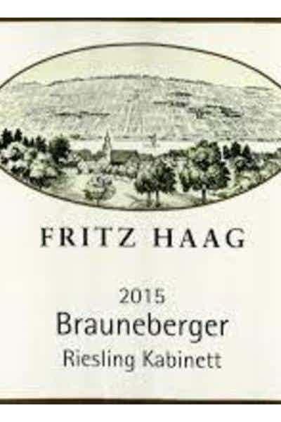 Fritz Haag Brauneberger Kabinett Riesling