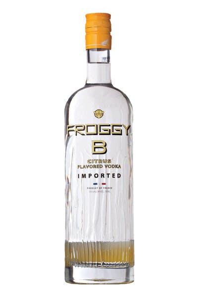 Froggy B Vodka Citrus