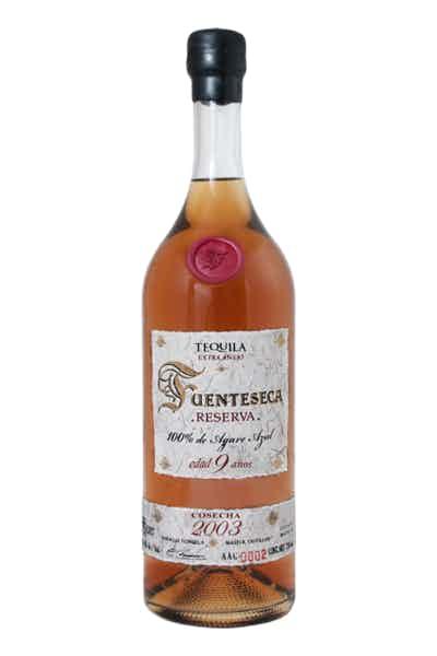 Fuenteseca Tequila