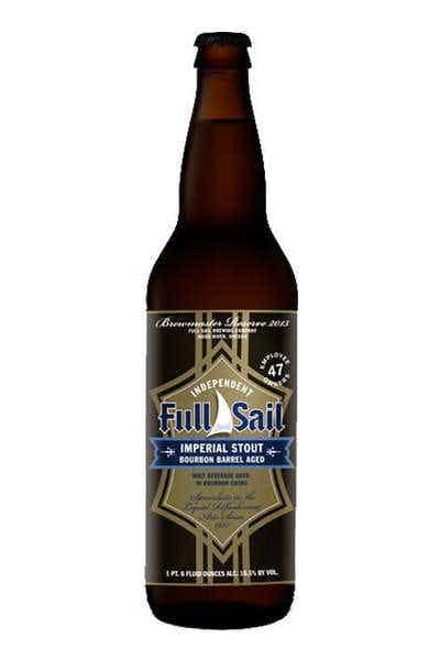 Full Sail Bourbon Barrel Aged Imperial Stout