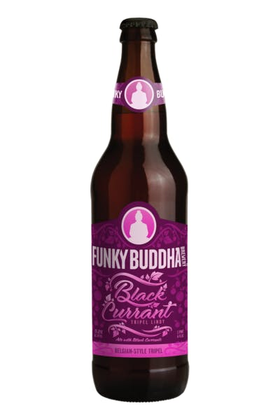 Funky Buddha Black Currant Tripel Lindy