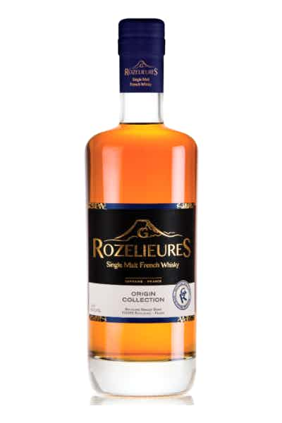 G. Rozelieures Origin Collection Single Malt French Whisky