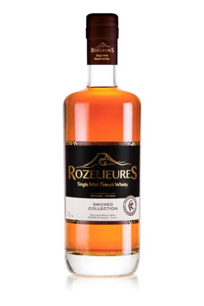 G. Rozelieures Smoked Collection Single Malt French Whisky