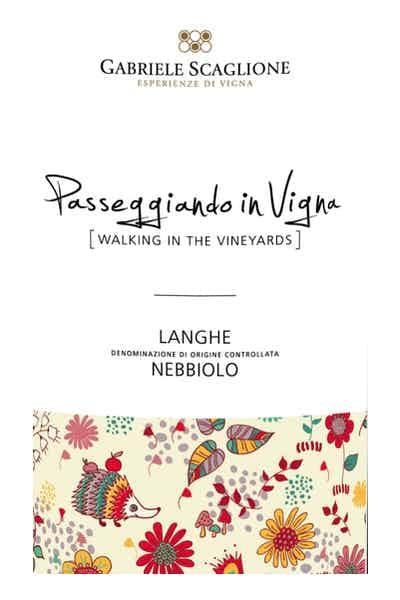 Gabriele Scaglione Nebbiolo Passeggiando in Vigna
