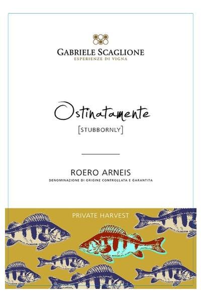 Gabriele Scaglione Roero Arneis Ostinatamente