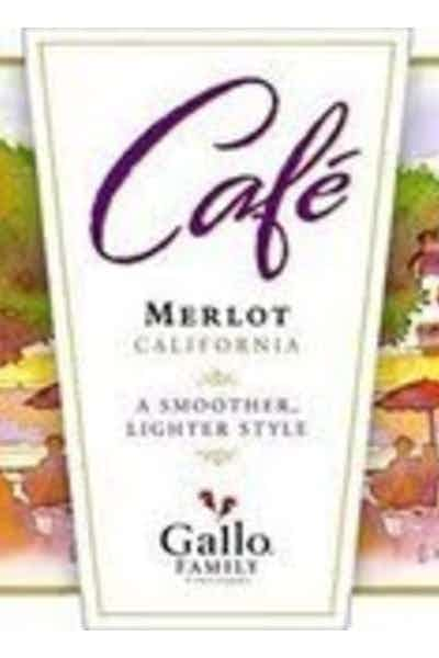 Gallo Family Vineyards Cafe Merlot