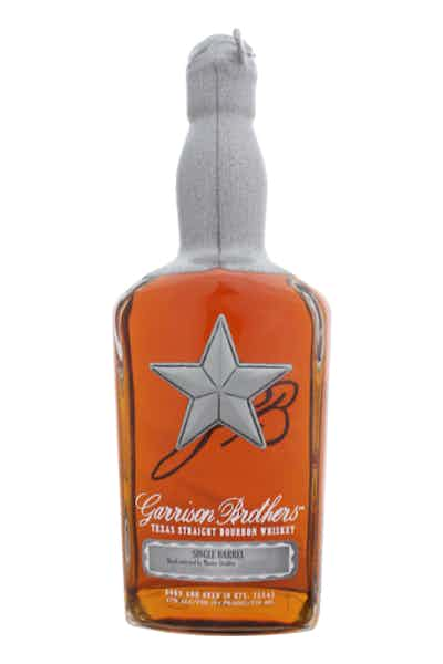 Garrison Brothers Single Barrel Texas Bourbon