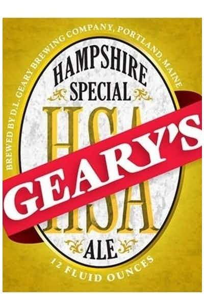 Geary's Hampshire Special Ale