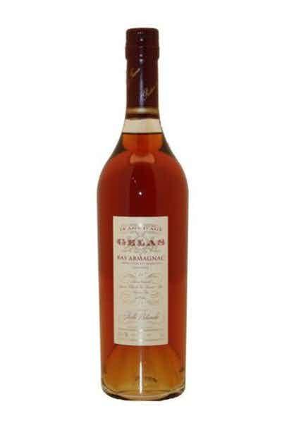 Gelas Bas Armagnac 18 Year Folle Blanche